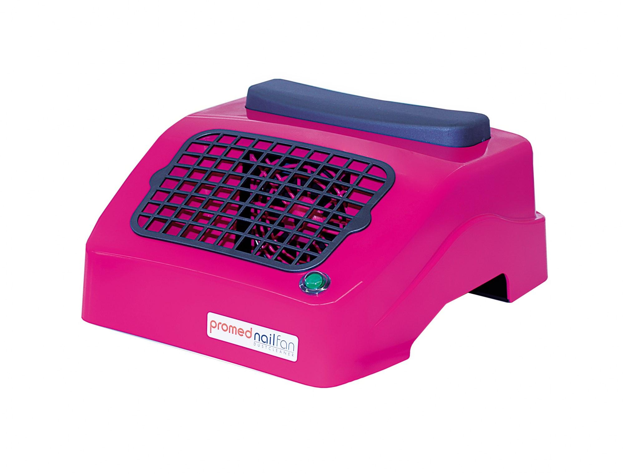 aspirateur promed nailfan pink designnailart. Black Bedroom Furniture Sets. Home Design Ideas