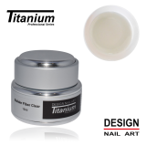 [Titanium] Builder Fiber Clear 15ml