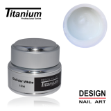 [Titanium] Builder White 15ml