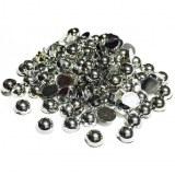 Demi Perles Chrome 4mm