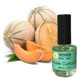 Huile de soin parfumée melon pour cuticule