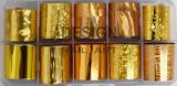 Box Foil Mix Golden
