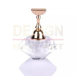 Support de présentation diamant Crystal