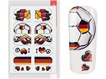 NailArt Wraps Football