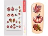 NailArt Tattoo Autumn II