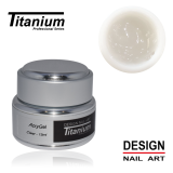Titanium Acrygel Clear 15ml