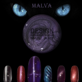 Gel UV Cat eyes Malva