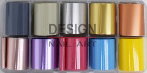 Box Foil Mix Coloris