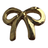 Bijou noeud doré