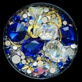 Jewelry Box Blue