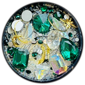 Jewelry Box Green