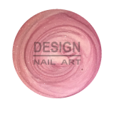 Gel Couleur Metallic Rosa