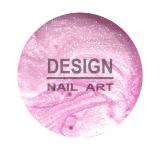 Gel Couleur Metallic Bubblegum