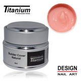 [Titanium] Builder Cover Natural 30ml