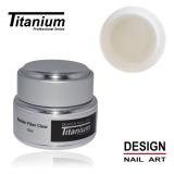[Titanium] Builder Fiber Clear 15ml [LIQUIDATION]