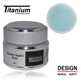 [Titanium] Builder Saphir Blue 30ml