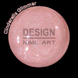 Gel camouflage PREMIUM Cinderella Glimmer 5ml