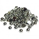 Demi Perles Chrome 4mm
