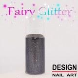 Fairy Glitter Iris Black - 10ml
