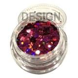 Fairy Glitter Mix Laser Star Mira