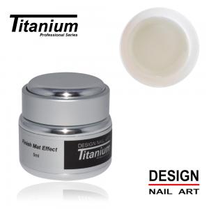 [Titanium] Finish Mat Effect 5ml