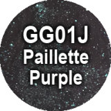 Gel UV Paillette Purple