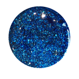 Gel UV Paillette Blue
