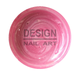 Gel UV Pastel Metallic Rose
