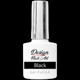 Gel Polish Black