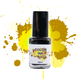 NailArt Color INK Yellow
