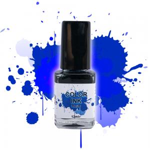 NailArt Color INK Blue