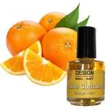 Huile de soin parfumée orange pour cuticule