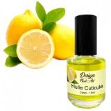 Huile de soin parfumée Citron