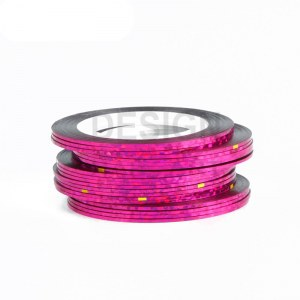 Striping Tape Laser Rose