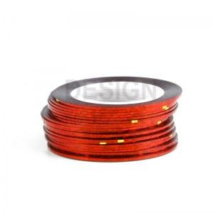 Striping Tape Laser Rouge