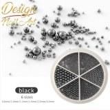 Roue Caviar Black