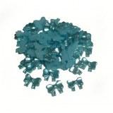 50 noeuds turquoise