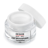 Gel Monophase PREMIUM transparent 15ml