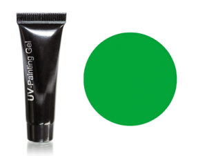 UV Painting Gel Pop Art Green