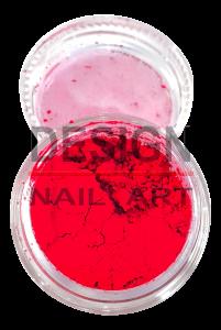 Pigment Néon Orange-Rouge