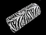 Repose main zebre