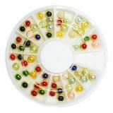 Roue de perles 3D