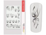 NailArt Tattoo Flower III