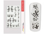 NailArt Tattoo Winter Ornaments