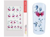 NailArt Tattoo Butterfly II