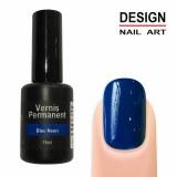 Vernis Permanent Bleu Neon