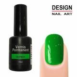 Vernis Permanent Vert Neon