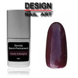 Vernis Semi Permanent Pearly Aubergine