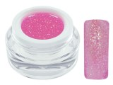 Gel UV Paillette Xtrem Rose