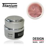 Titanium Acrygel Pink 5ml